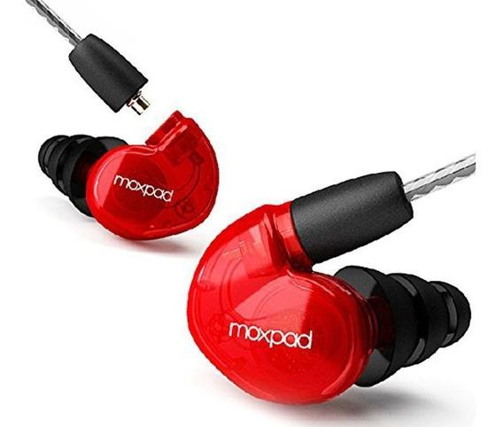 Fone Moxpad X6 Retorno Monitor Palco Profissional Esportes