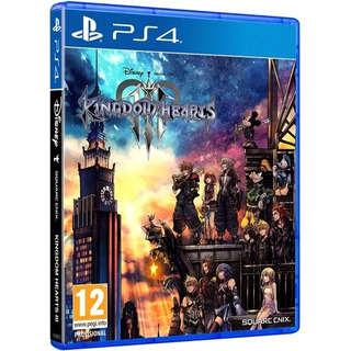 Kingdom Hearts 3 Ps4 Fisico Sellado Nuevo Stock Ya