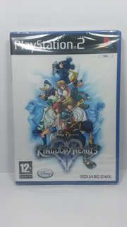 Ps2 Kingdom Hearts 2 Precintado Español Playstation