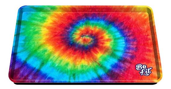 Charola Para Rolar Liar 30 Cm Be Lit Brand Tie Dye