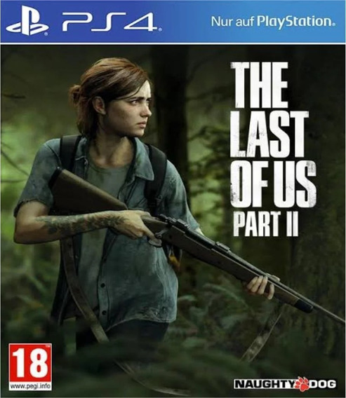 The Last Of Us Part 2 Ps4 1 - Original - Envio Imediato