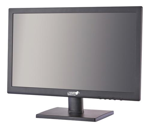 Monitor Led 19 Pulgadas Logan 19  Pc Dvr Computador Nuevos