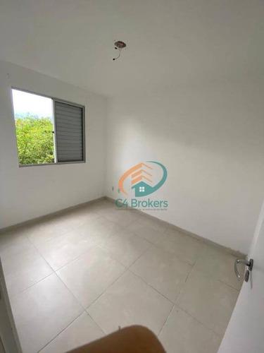 Imagem 1 de 29 de Apartamento Com 2 Dormitórios À Venda, 42 M² Por R$ 175.000,00 - Vila Alzira - Guarulhos/sp - Ap3113