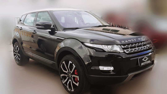 Land Rover, Evoque, 2013