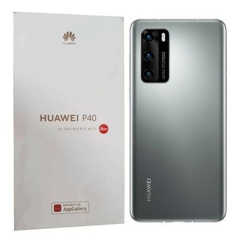 Imagen 1 de 1 de Huawei P40 5g Dual-sim Silver Factory Unlocked