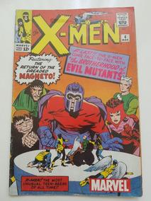 X-men Vol 1 Nr 4 - 2002 Em Inglês Reedição Do Original 64