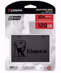 Hd Ssd Kingston 2.5 120gb A400 Sata
