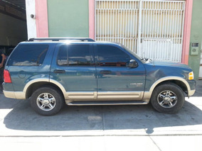 Ford Explorer Eddie Bawer Año 2005