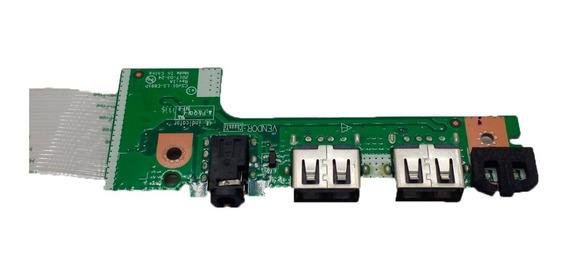 Placa Usb Som Acer A515-51 A515 Series