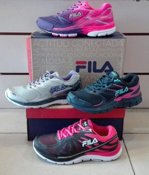 Zapatilla Fila Running Original! Ultimos Pares! Oferta!