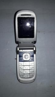 Celular Nokia 2760 Para Conserto Ou Peças