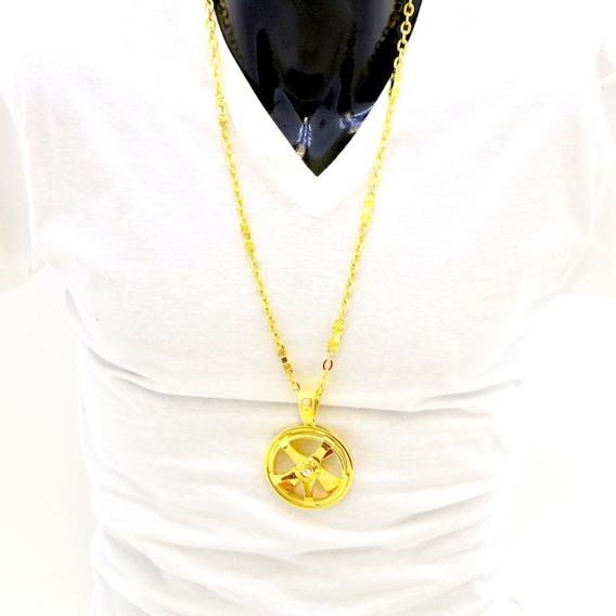 Collar Rin Pimp Color Oro