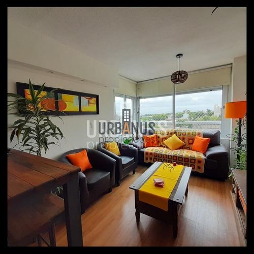 Apartamento 2 Dormitorios Y 1 Baño En La Blanqueada- Ref: 54
