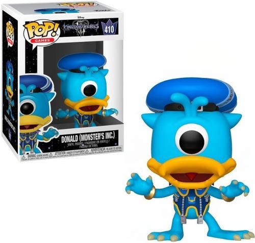 Funko Pop Donald N° 410 Kingdom Hearts En Caja Nuevo