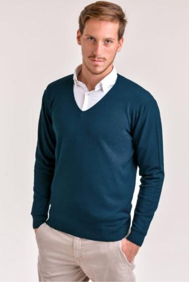 Sweater Escote V Mauro Sergio Art. 399