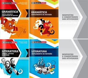 Português Moderna Plus - Gramática E Literatura