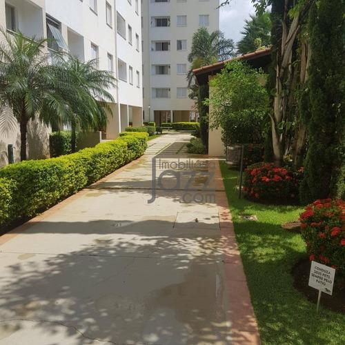 Apartamento Com 3 Dormitórios À Venda, 24 M² Por R$ 280.000 - Parque Itália - Campinas/sp - Ap5072