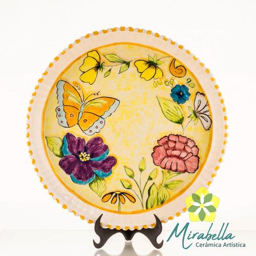 Tartera Mirabella  Farfalla Gialla