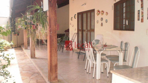 Casa Residencial À Venda, Jardim Francisco Fernandes, São José Do Rio Preto. - Ca1658