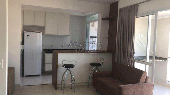 In Design Residence | Flat Completo 48m 1 Vaga | R-6780 - A6780