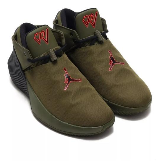 Tenis Nike Jordan Why Not Zero.1 Low Tallas De 27cm-29cm