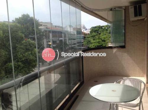 Imagem 1 de 15 de Apartamento-à Venda-barra Da Tijuca-rio De Janeiro - 300444