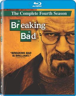 Breaking Bad: Temporada 4 [blu-ray]