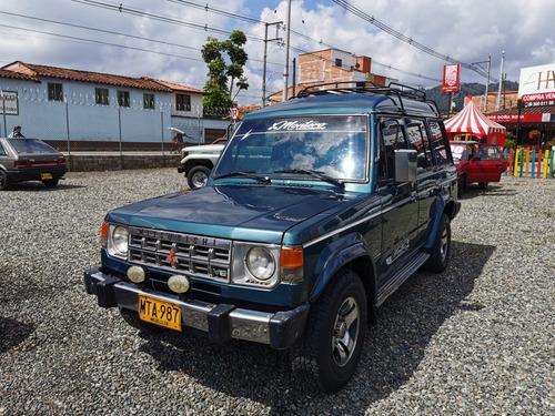 Mitsubishi Montero 3.0 Inyección