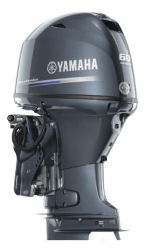 Motor Yamaha F60fetl Hp 4 Tiempos Stock Indmediato
