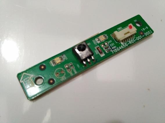 Sensor Remoto Tv Aoc Le40h157Cód: 715g4650-r01-001-005i