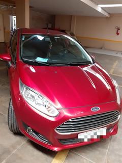 Ford Fiesta Titanium Completo 14/15 Com 44 Mil Km Reais.