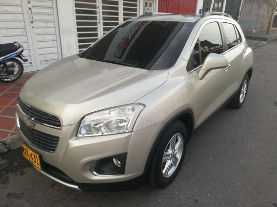 Chevrolet Tracker Lt 1.8 Automatica