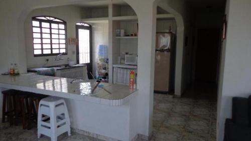 Casa Lado Praia E Com Edícula No Grandesp -itanhaém 6326 Npc