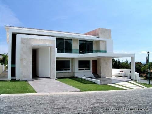 Espectacular Residencia Con Excelente Diseño Yfinos Acabados