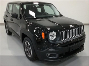 Jeep Renegade 1.8 Custom Flex 5p 2018 0km