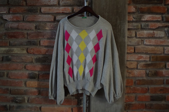 Sweater Dama Benetton Hermoso