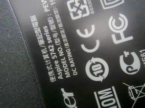 Notebook Acer Í3 Queimado Sem Garantia,