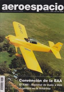 Revista Aeroespacio N°564 Marzo-abril 2005