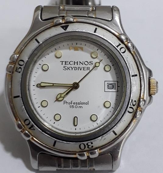 Relógio Technos Skydiver Professonal