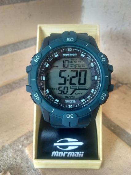Relógio Mormaii Masculino Mod Mo3690ac/8v - Original Com Nf