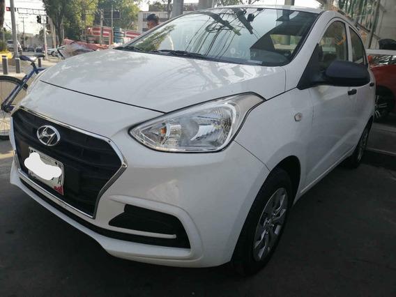 Hyundai Grand I10 2018 4p Gl L4/1.2 Man