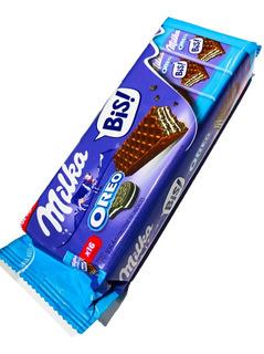 Obleas Milka Bis! Oreo (promo X 16un) Barata La Golosineria
