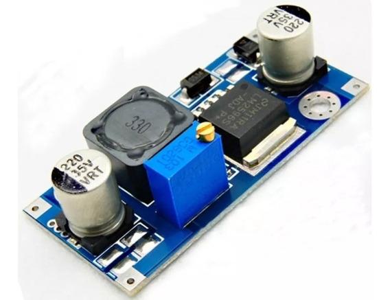 Regulador Tensão 3a Step-down Lm2596 Arduino Kit Com 100 Pcs