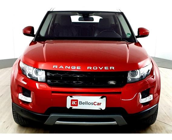 Land Rover Range R.evoque Prestige 2.0 Aut. 5p - Vermelh...