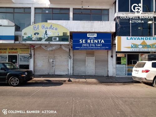 Local Comercial En Renta, Centro, Tabasco