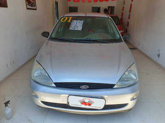 Ford Focus 1.8 Bem Novo - Completo - Cartão Crédito