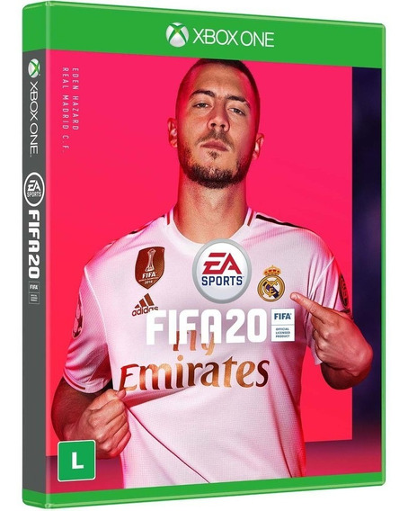 Fifa 20 Emirates Xbox One - Lacrado