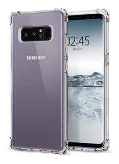 Estuche Galaxy Note 8 S9, S9 Plus Crystal Shell Transparente