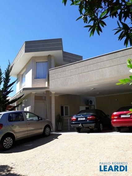 Casa Em Condomínio - Condomínio Reserva Colonial - Sp - 585537