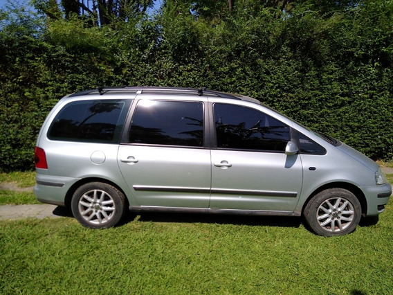 Volkswagen Sharan 1.8 Turbo Trendline 2010